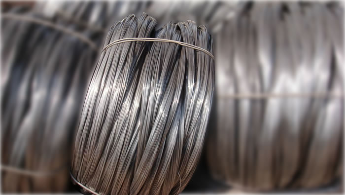 Hot Dipped Galvanized Steel Wire Rolls